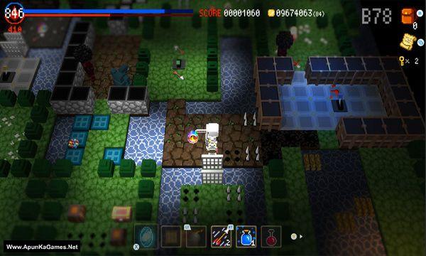 Dungeon and Gravestone Screenshot 3, Full Version, PC Game, Download Free