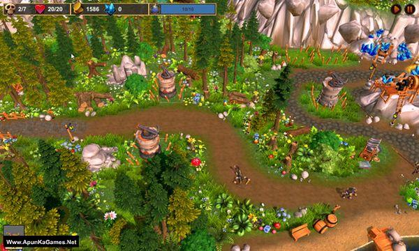 Ezaron Defense Screenshot 1, Full Version, PC Game, Download Free