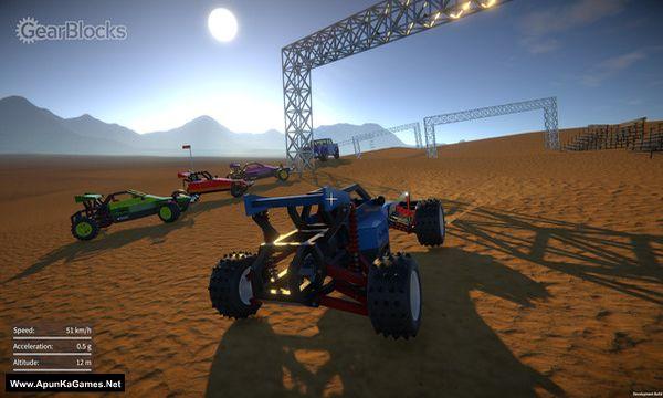 GearBlocks Screenshot 3, Full Version, PC Game, Download Free