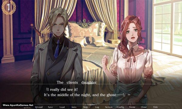 Ghost or Trick Screenshot 1, Full Version, PC Game, Download Free