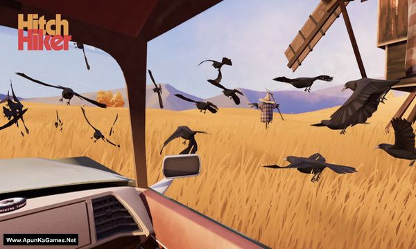 Hitchhiker: A Mystery Screenshot 3, Full Version, PC Game, Download Free