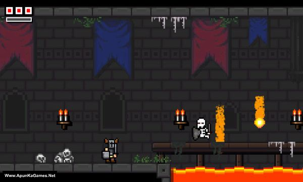 Horned Knight Screenshot 1, Full Version, PC Game, Download Free