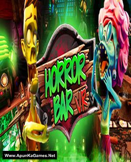 Horror Bar VR Cover, Poster, Full Version, PC Game, Download Free