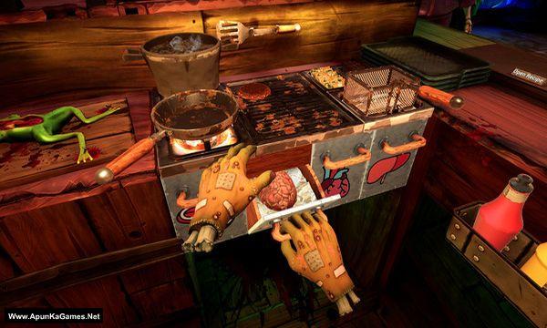Horror Bar VR Screenshot 1, Full Version, PC Game, Download Free