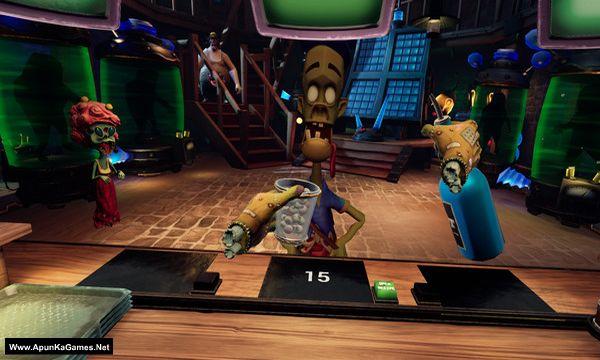 Horror Bar VR Screenshot 3, Full Version, PC Game, Download Free