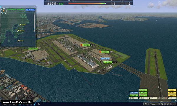 I am an Air Traffic Controller 4 Screenshot 1, Full Version, PC Game, Download Free