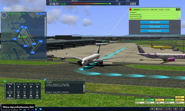 I am an Air Traffic Controller 4 Screenshot 3, Full Version, PC Game, Download Free