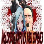 Inglorious Waifu VS Nazi Zombies
