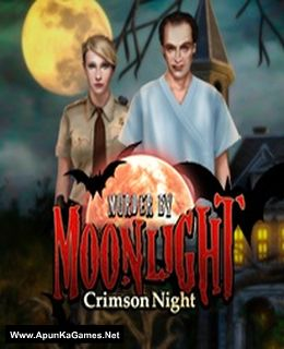 Murder by Moonlight 2: Crimson Night Cover, Poster, Full Version, PC Game, Download Free