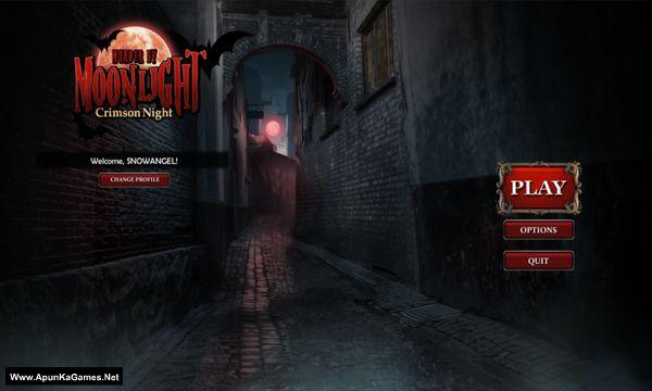 Murder by Moonlight 2: Crimson Night Screenshot 3, Full Version, PC Game, Download Free