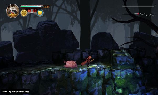 Myastere: Ruins of Deazniff Screenshot 1, Full Version, PC Game, Download Free