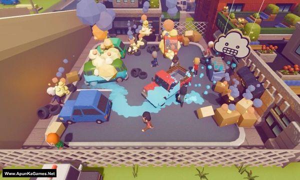 Rain on Your Parade Screenshot 3, Full Version, PC Game, Download Free