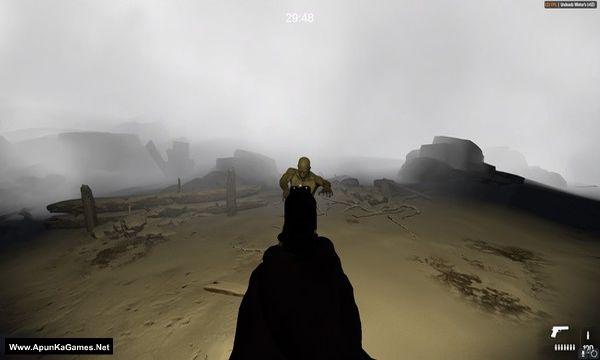 SCP: Undeads Winter's Screenshot 1, Full Version, PC Game, Download Free