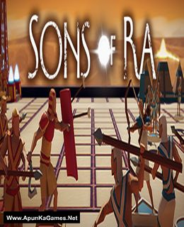 Sons of Ra Cover, Poster, Full Version, PC Game, Download Free