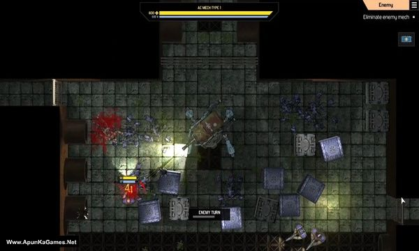 Tactical Troops: Anthracite Shift Screenshot 3, Full Version, PC Game, Download Free