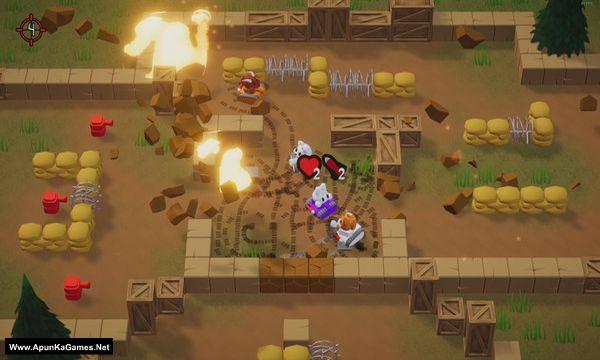 Tank Quest Screenshot 1, Full Version, PC Game, Download Free