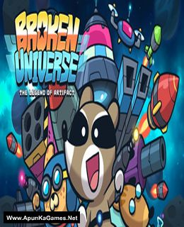 Broken Universe: Tower Defense Cover, Poster, Full Version, PC Game, Download Free