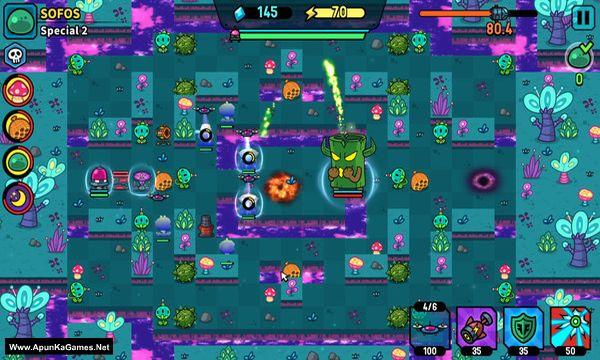 Broken Universe: Tower Defense Screenshot 3, Full Version, PC Game, Download Free