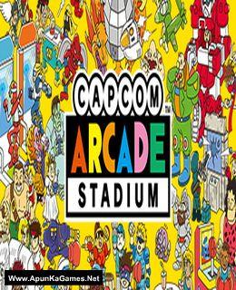 Capcom Arcade Stadium Cover, Poster, Full Version, PC Game, Download Free