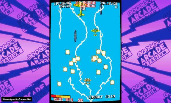 Capcom Arcade Stadium Screenshot 1, Full Version, PC Game, Download Free