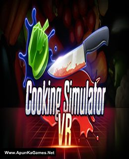 Cooking Simulator VR Cover, Poster, Full Version, PC Game, Download Free