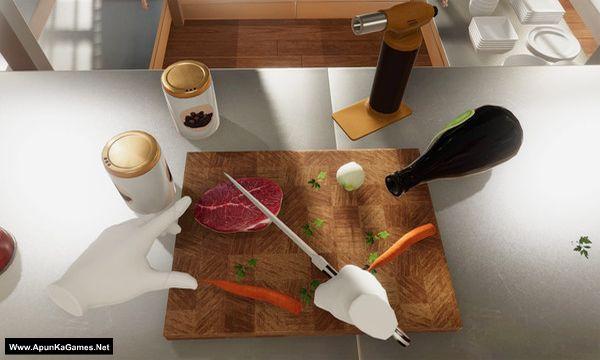 Cooking Simulator VR Screenshot 1, Full Version, PC Game, Download Free