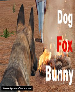 Dog_Fox_Bunny Cover, Poster, Full Version, PC Game, Download Free