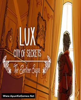 Lux, City of Secrets Cover, Poster, Full Version, PC Game, Download Free