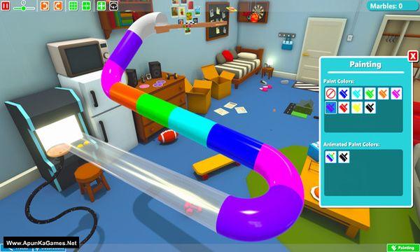Marble World Screenshot 1, Full Version, PC Game, Download Free