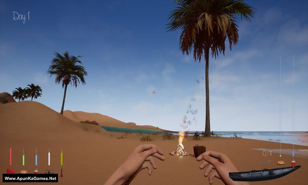 Marooned Screenshot 1, Full Version, PC Game, Download Free
