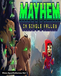Mayhem in Single Valley Cover, Poster, Full Version, PC Game, Download Free