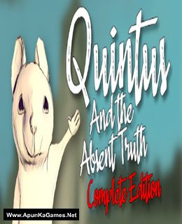 Quintus and the Absent Truth Cover, Poster, Full Version, PC Game, Download Free