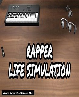 Rapper Life Simulation Cover, Poster, Full Version, PC Game, Download Free