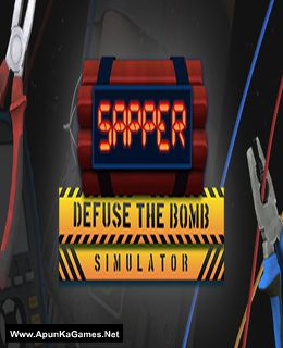 Sapper: Defuse The Bomb Simulator Cover, Poster, Full Version, PC Game, Download Free