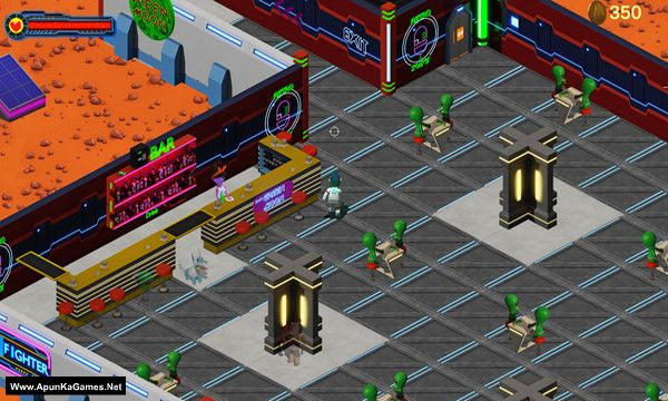 The Moon 2050 Screenshot 1, Full Version, PC Game, Download Free