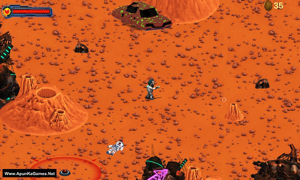 The Moon 2050 Screenshot 3, Full Version, PC Game, Download Free