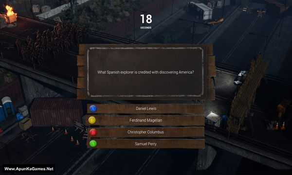 The Trivial Dead Screenshot 1, Full Version, PC Game, Download Free