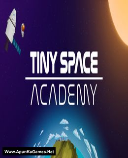Tiny Space Academy Cover, Poster, Full Version, PC Game, Download Free
