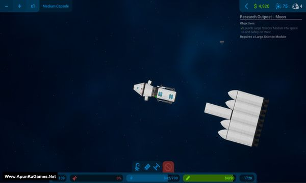 Tiny Space Academy Screenshot 1, Full Version, PC Game, Download Free
