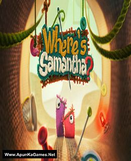 Where's Samantha? Cover, Poster, Full Version, PC Game, Download Free