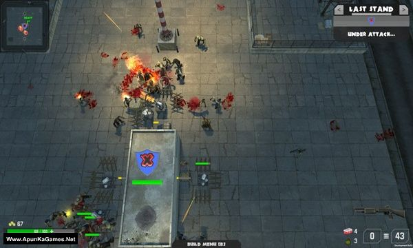 Z-Company Screenshot 1, Full Version, PC Game, Download Free