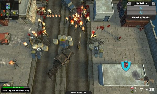 Z-Company Screenshot 3, Full Version, PC Game, Download Free