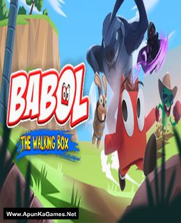 Babol the Walking Box Cover, Poster, Full Version, PC Game, Download Free