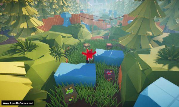 Babol the Walking Box Screenshot 1, Full Version, PC Game, Download Free