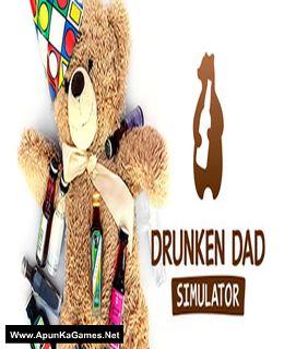 Drunken Dad Simulator Cover, Poster, Full Version, PC Game, Download Free