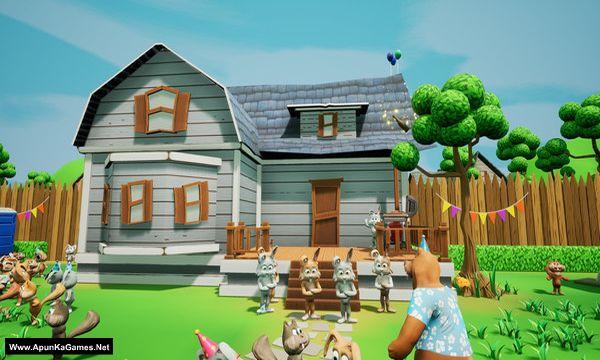 Drunken Dad Simulator Screenshot 1, Full Version, PC Game, Download Free