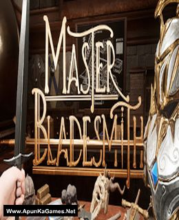 Master Bladesmith Cover, Poster, Full Version, PC Game, Download Free