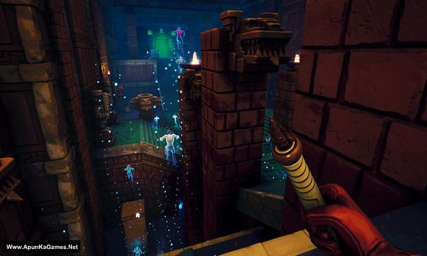 Phantom Abyss Screenshot 1, Full Version, PC Game, Download Free