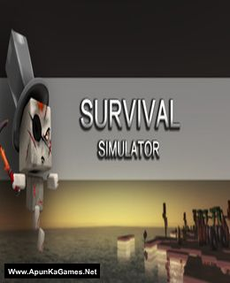 Survival Simulator Cover, Poster, Full Version, PC Game, Download Free