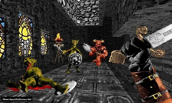 Witchaven Screenshot 1, Full Version, PC Game, Download Free